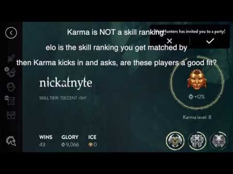 Vainglory | Karma Tutorial | Know The Facts!