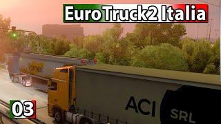 Euro Truck Simulator 2 Italia 🍕 Einkehr zur Tagesfahrt ► #3 ETS2 Italien DLC deutsch