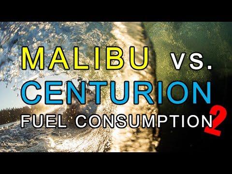 Malibu vs Centurion Fuel Economy 2