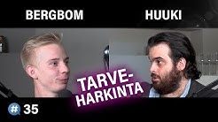 Ulkomaisen työvoiman tarveharkinta (Manolis Huuki & Miko Bergbom) | #puheenaihe 35