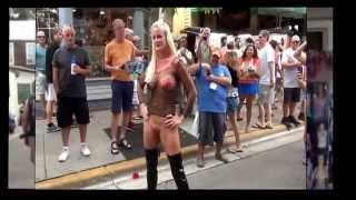 A EXÓTICA DUVAL STREET KEY WEST FLORIDA-by Felipe Jacy
