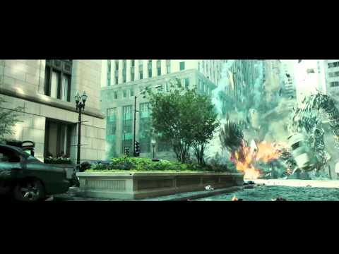 Linkin Park and Steve Jablonsky promo video for Transformers: Dark Of The Moon