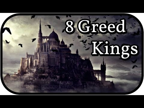 8 Greed King – The Players That Conquered The New World | Analysing Overlord