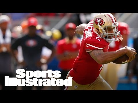 Colin Kaepernick National Anthem Issue's Impact on Racial Inequality | SI NOW | Sports Illustrated