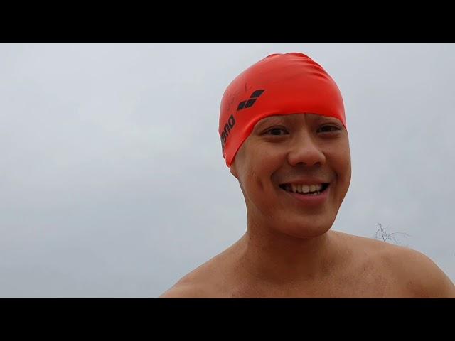 29.12.19 Nytårsdyp og svøm med RISF - video 2