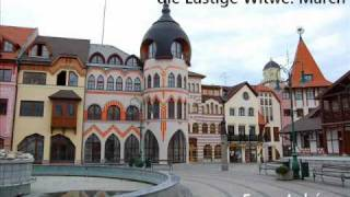 The Merry Widow March (Die lustige Witwe) - Franz Lehár