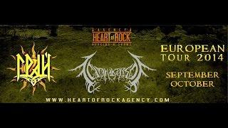 Грай энд СатанаКозёл. Европейский тур-2014.