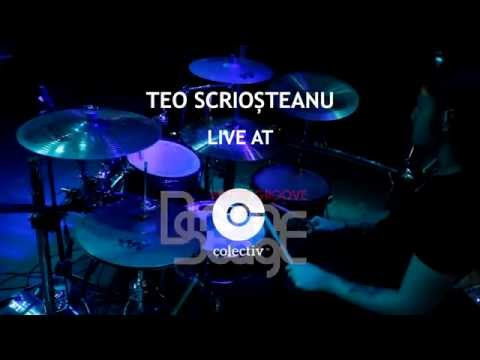 Teo Scriosteanu Live@DrumStage