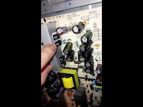 Phillips 47pfl3603d F7 Plhl T722a Youtube