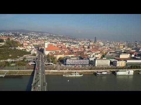 БРАТИСЛАВА город для жизни. Поездка в Словакию | Trip to Bratislava