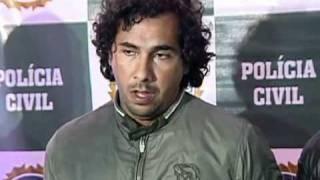 Vídeo mostra prisão do traficante FB em Campos do Jordão (SP).wmv