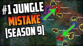 #1 Biggest Jungle Mistake in League of Legends