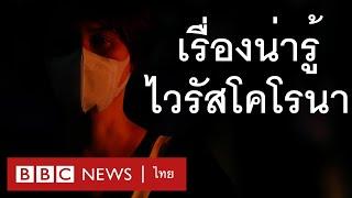 ไวรัสโคโรนา: ที่มา อาการ การรักษาและการป้องกันโรคโควิด 19 - BBC News ไทย