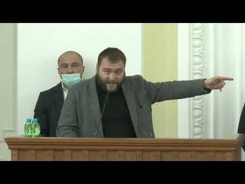 Телеканал Simon: Які фракції підтримали Терехова і що за це очікують