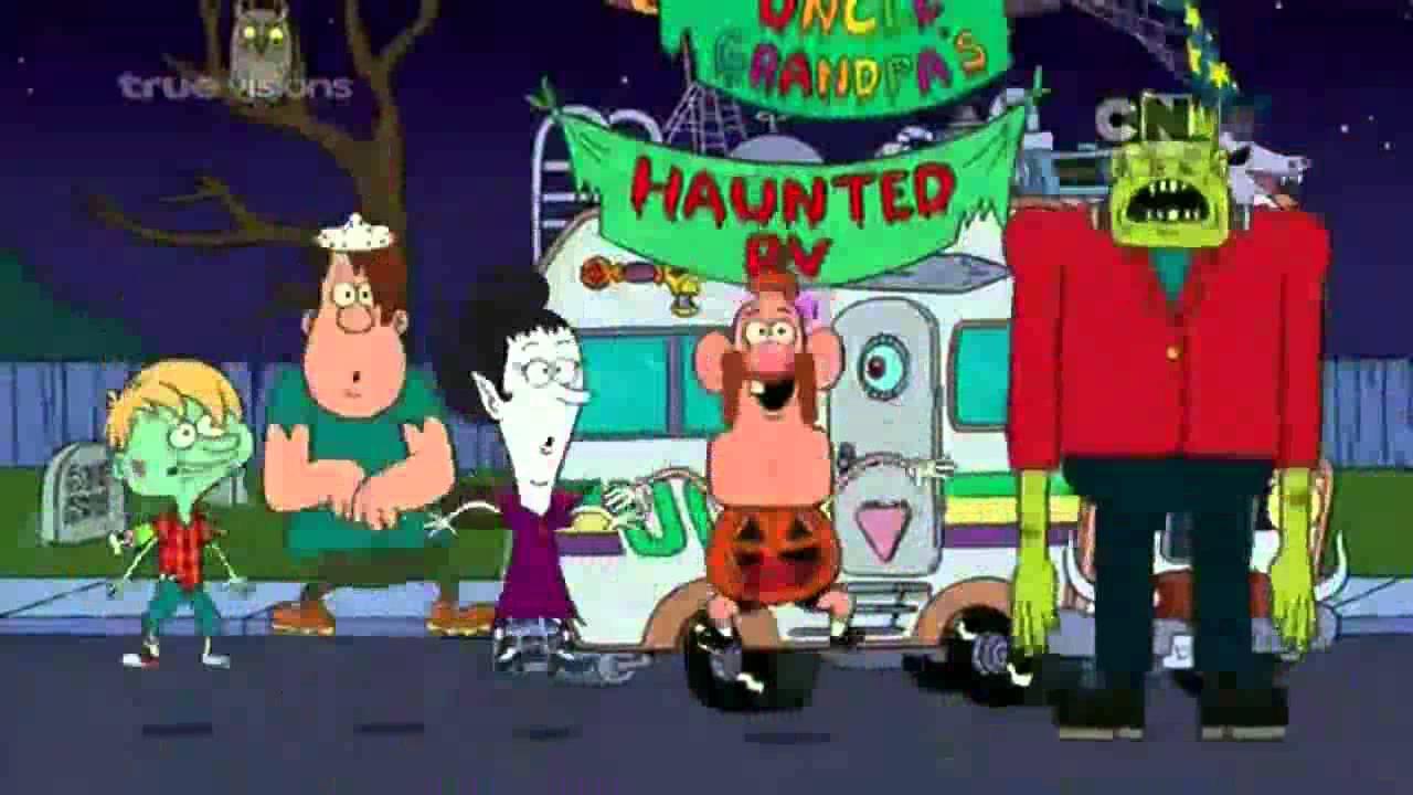Cartoon Network Asia Howl Arious Halloween Promo Youtube