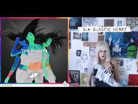 Sia vs. Avicii - Elastic Heart/The Nights