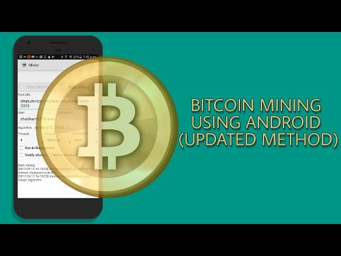 How to do bitcoin mining using android new updated method youtube how to do bitcoin mining using android new updated method ccuart Choice Image