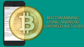 Bitcoin Mining Using Android Phone !! | Easiest and Safest Method !!