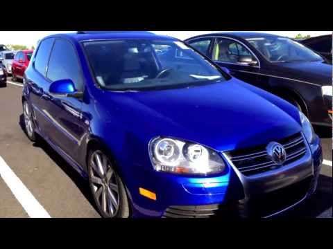 2008 Volkswagen Rabbit R32 3.2L V6 AWD Start Up & Rev - 48K (Car 3135/5000)