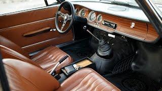 1967 Alfa Romeo Giulia Sprint GT Veloce 1750