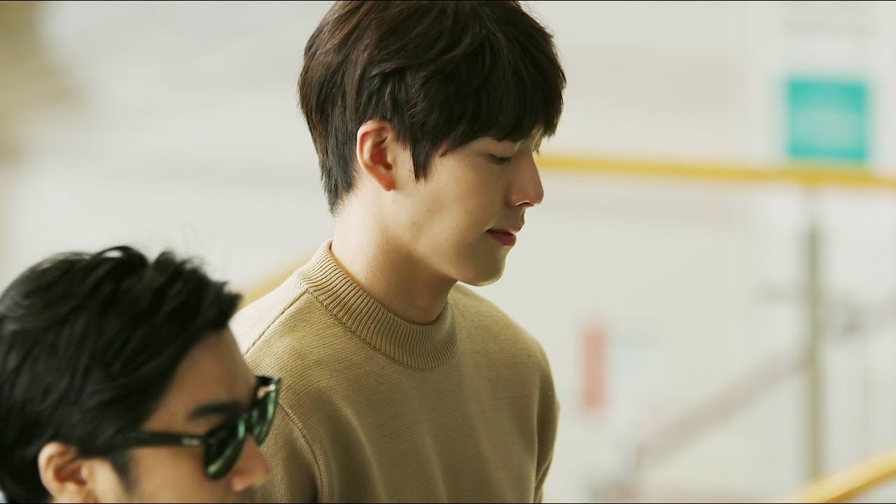 Kim Woo Bin Diagnosed Nasopharynx Cancer And Start Treatment In The Hospital He Looks Pale Thin