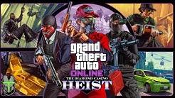 GTA ONLINE - THE DIAMOND CASINO HEIST DLC!!! (RELEASE DATE & NEW CONTENT)