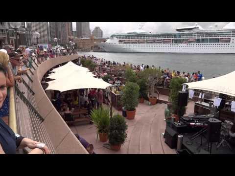 Bra musik i operabaren Sydney