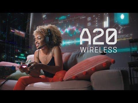 ASTRO A20 WIRELESS || ASTRO Gaming