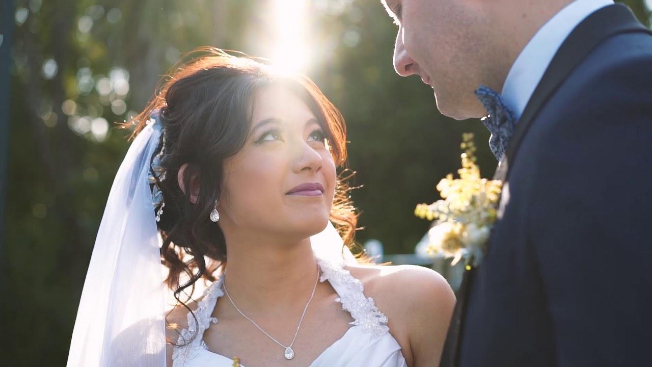 Debbie & Jamin Wedding Highlight