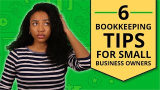 6 Bookkeeping Tips for Your Business! [[What You Actually Need to Know]]