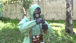видео Войсковой прибор химической разведки ВПХР