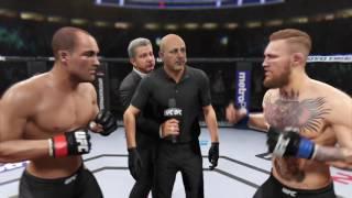 UFC 2 Eddie Alvarez vs Conor McGreggor UFC 205