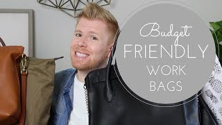Budget Friendly Work Bags (ft. Madewell, Longchamp, and more)!