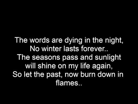 DragonForce - Seasons Acoustic w/lyrics