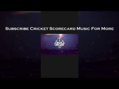 Cricket Live ( Star Sports)  Intro Music