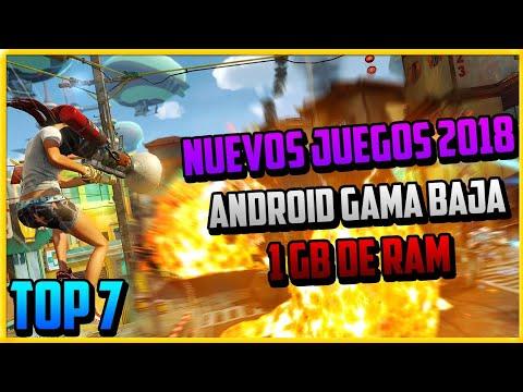 Top 7 Los Mejores Juegos Android Gama Baja 2018 1gb De Ram Youtube