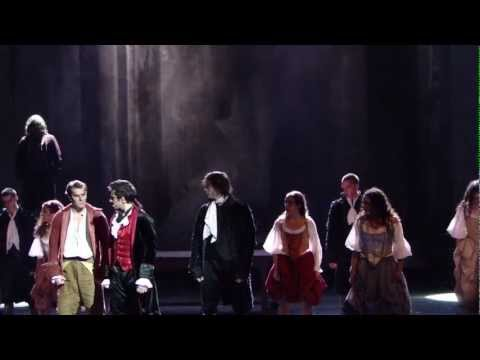 LIVE/1789, les amants de la Bastille - A quoi tu danses (intégrale) - Sébastien Agius