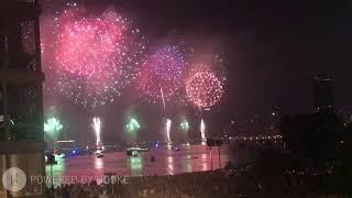 New York City NYC Fireworks July 4th, 2018 In 3D AUDIO 😳