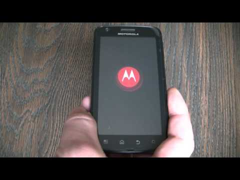 How To Bypass A Motorola Atrix 4G Activation Screen