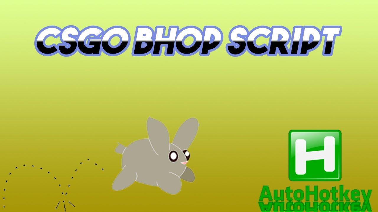 CSGO BHOP Script in AutoHotKey