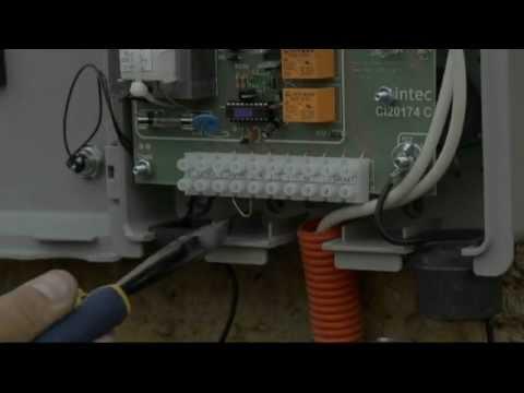 Instalacion De Cerca Electrificada Intec Mov Youtube