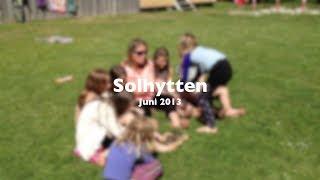 3. klasse • Familielejr i Solhytten 2013
