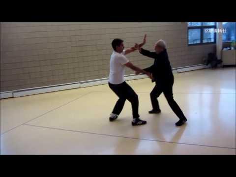 南少林 五祖 Southern Shaolin Ngo Cho Kun  - 對粧拳對練 Pursuing Fist