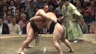 Осенний Сентябрьский турнир по сумо 2014 года, 13-15 дни Аки басё  Aki basho