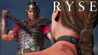 Ryse Son of Rome PC ULTRA Gameplay German #05 - Boudica Boss Fight