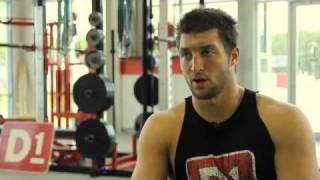 Tim Tebow's NFL Off-Season Workout Routine thumbnail
