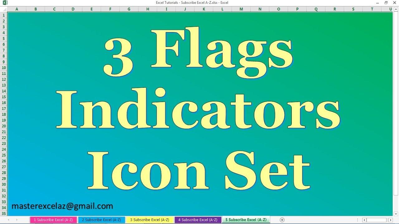 Worksheet Status Flag Icon Didn T Show - Rcnschool