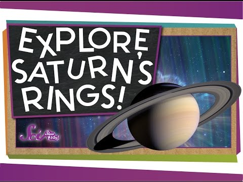 Explore Saturn's Rings