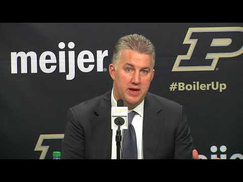 2/7/18 Coach Painter Postgame Press Conference Ohio State