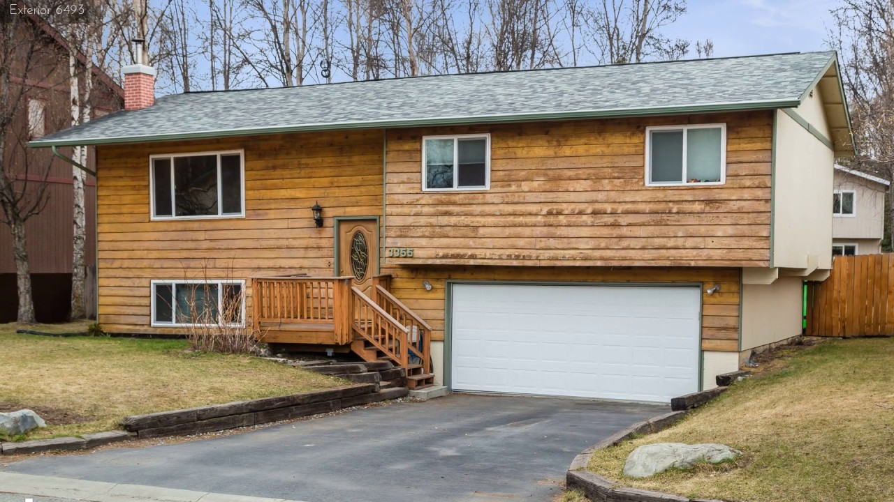 Fantastic 3 bedroom house for sale in Turnagain View in Anchorage ...